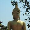 Large Outdoor Buddha Detail