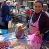 Garlic vendor, Bor Sang Market