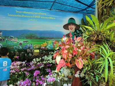 Chaing Mai Flower Festival