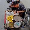 Mango street seller