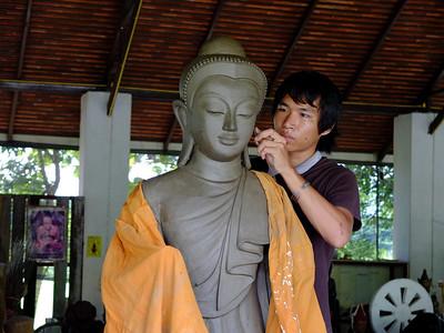 Chiang Mai Statue Factory