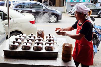 Chiang Mai city: summer 2013