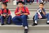 Three school kids