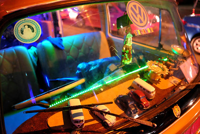 VW Bus Bar Dash
