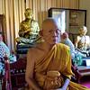 Wat Pra Singh: Fiber glass monk