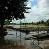 Boat school: high river
