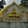 Exterior detail: Wat Fa ham