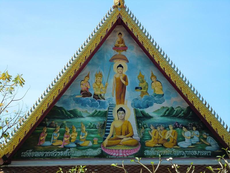 Wat Pa Dang Mural