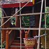 Temple scaffold