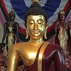 Buddha at entry