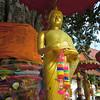 Wishfulfilling Tree Standing Buddha