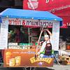 Thai tea cart