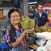 The dreaded durian fruit