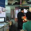 Behind the scene: fried chicken