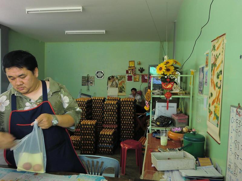 Egg Sellers