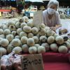 Small coconuts