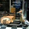 Cool older scooter