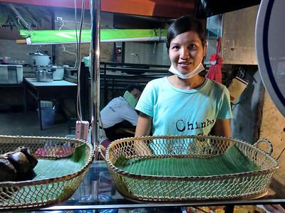 Thai roadside dining