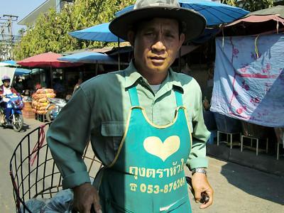 Mueang Mai: Wholesale Produce Market