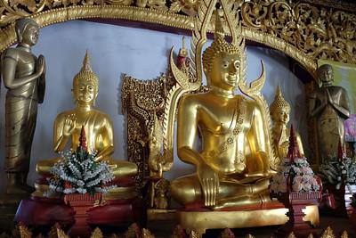 Wat Pa Theung sala Buddhas