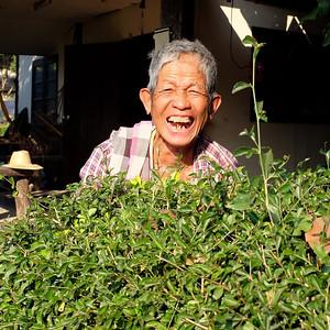 Leung Mee, Ban Pong, Thailand.