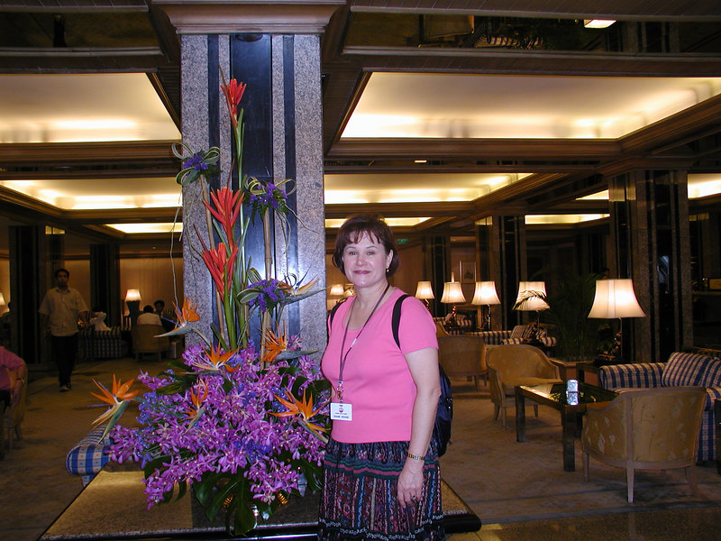 Le Meridien Hotel - Bangkok  - Thailand