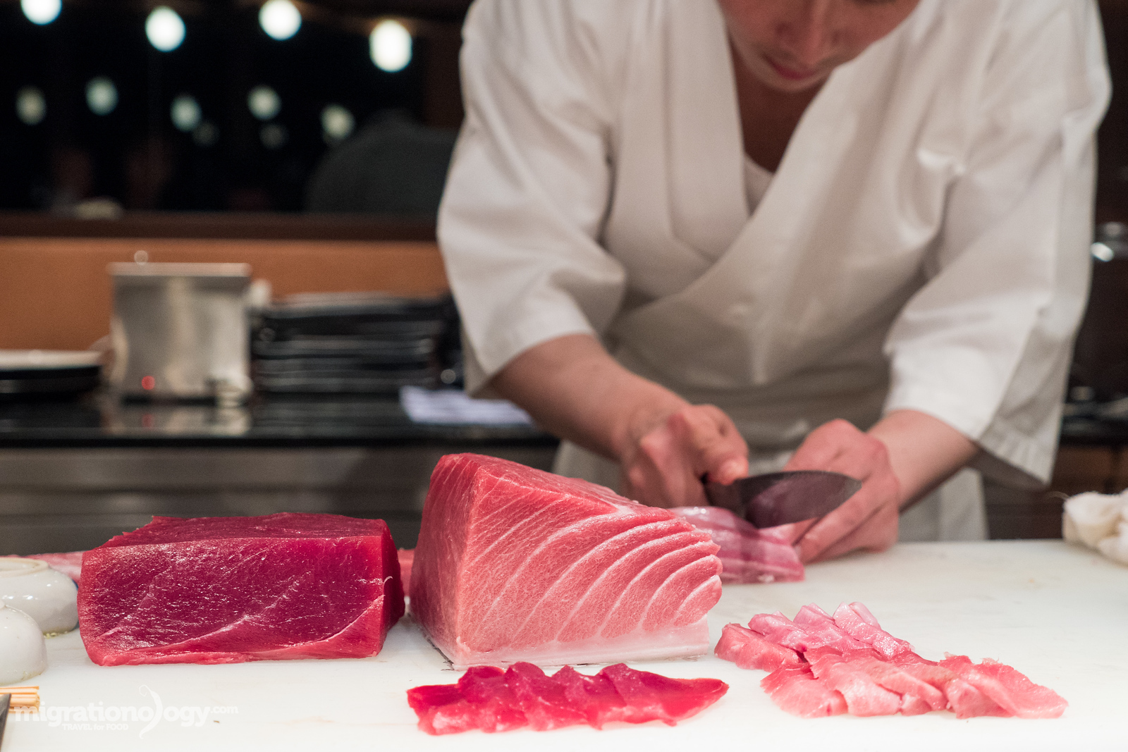 Chef Hiroyuki Sato