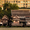 Past and present: Bangkok