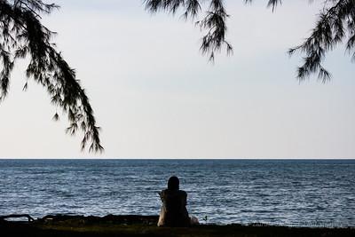 At peace; Phuket