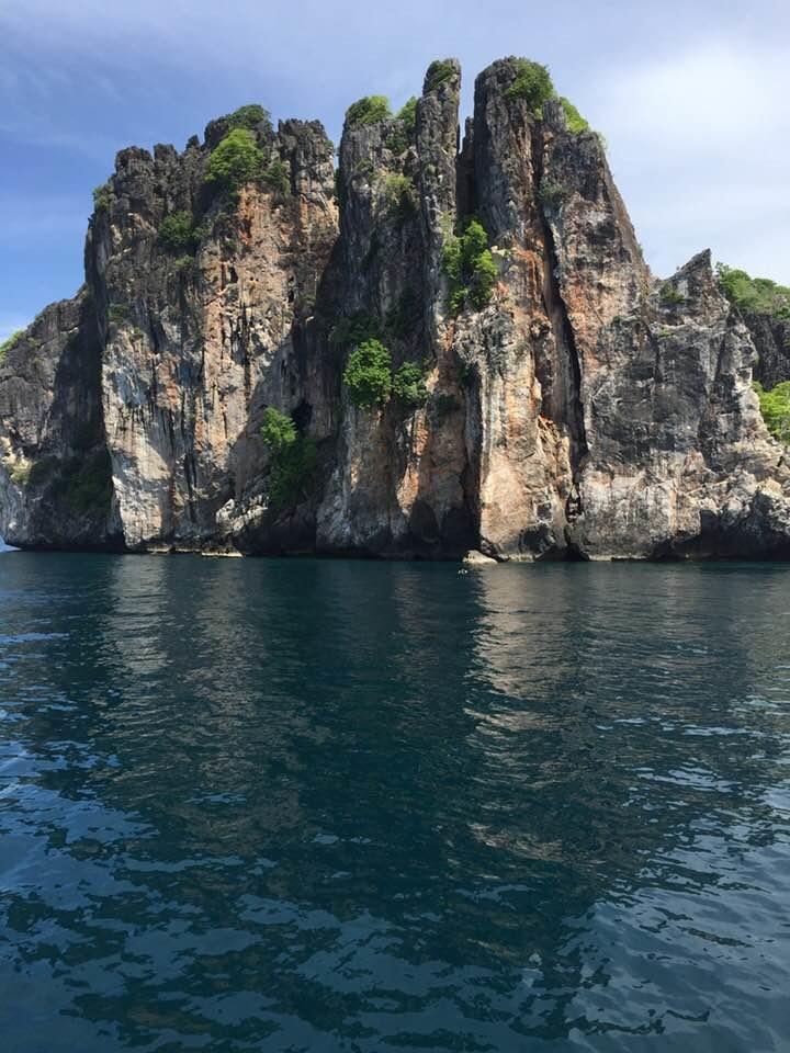 Phi Phi islands (Mobile upload: iPhone image)