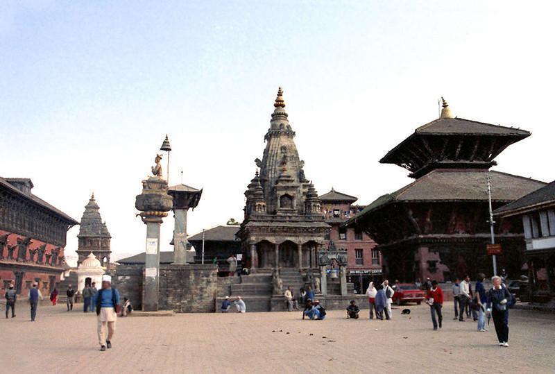Durbar Sq-Bhaktapur