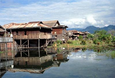 Thailand, Burma, Nepal-1985