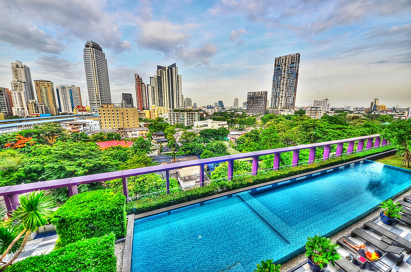 Thonglor, Phrom Phong And Asoke – Central Sukhumvit, image copyright Mike Behnken