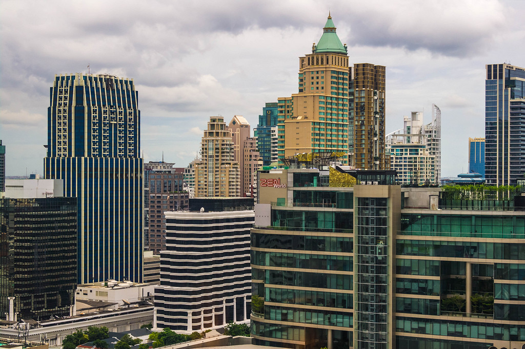 Siam Square, Ratchaprasong and Ploen Chit, image copyright Thangaraj Kumaravel