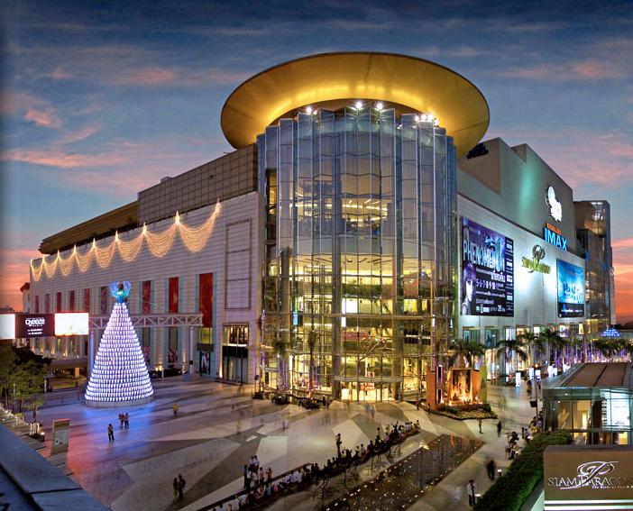 Bangkok Shopping Malls, image copyright KhunBhun