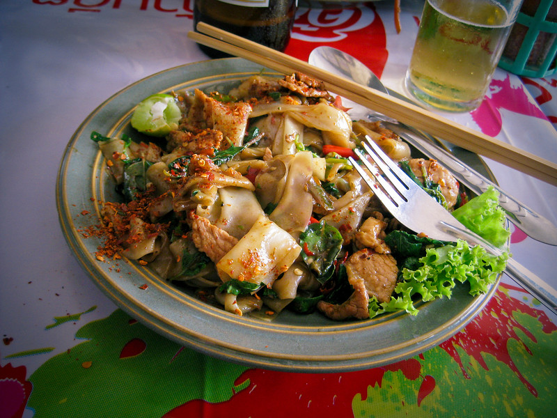 Bangkok Food Guide, image copyright mattmangum