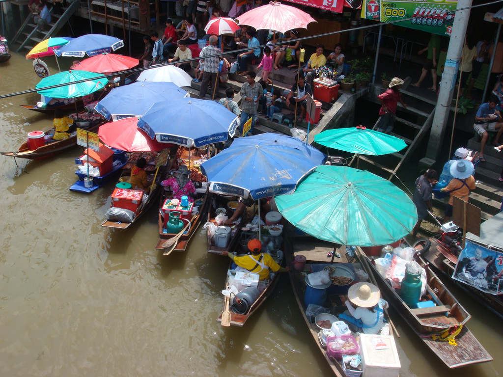 Day Trips from Bangkok, image copyright Sugree Phatanapherom