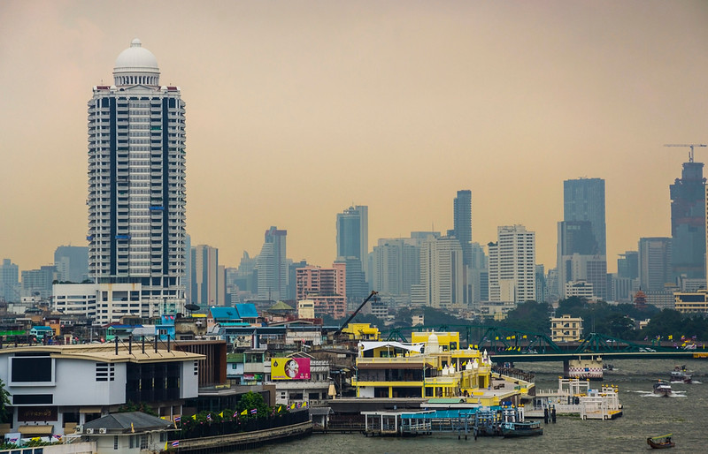 One Week in Bangkok and on the Beach, image copyright mossaiq