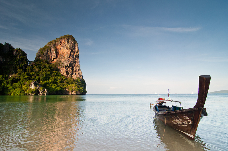 Railay Beach Quick Guide, image copyright Mark Fischer