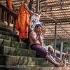 isabel guerra clark, Buddhist blessing Ceremony