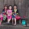 isabel guerra clark, 3 Hmong princesses