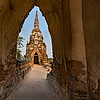 isabel guerra clark,Ruins at Ayutthaya