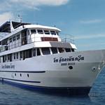 Deep Andaman Queen Thailand Liveaboard