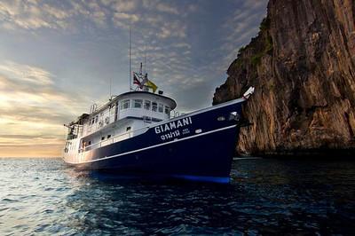 MV Giamani Thailand Liveaboard