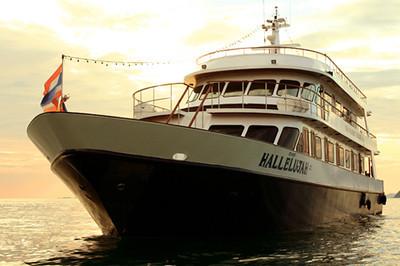MV Hallelujah Thailand Liveaboard