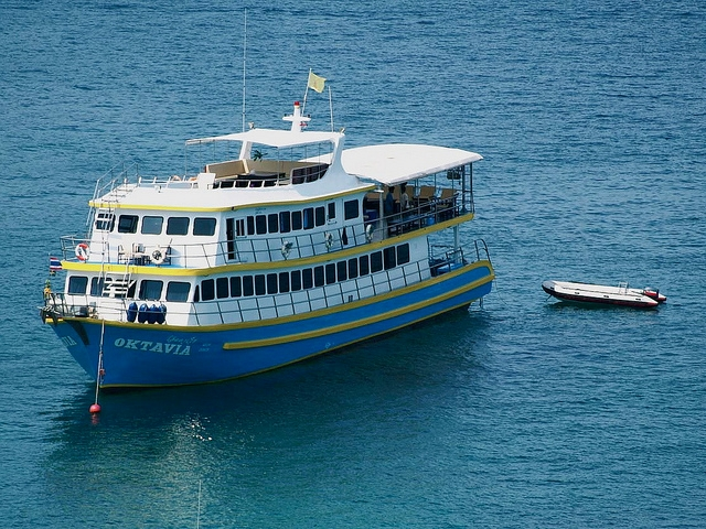 MV Oktavia Thailand Liveaboard