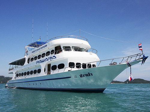 MV Pawara Thailand Liveaboard