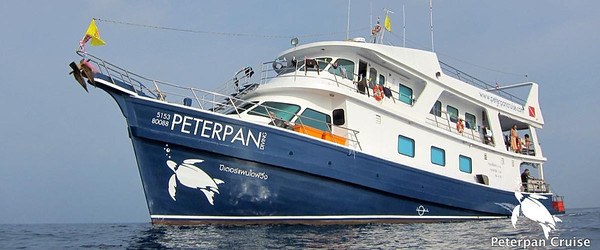 MV Peterpan Thailand Liveaboard