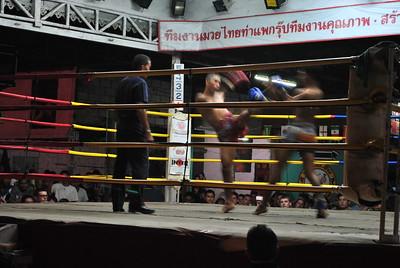 Thailand - Muay Thai Chiang Mai