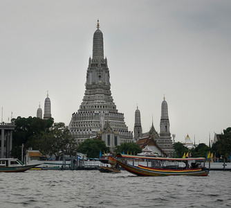 "Wat Arun Ratchawararam - ""The Temple of Dawn"""